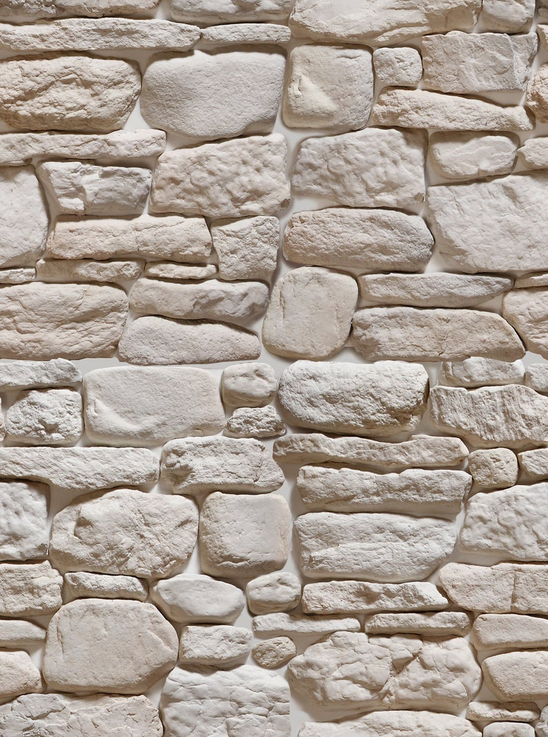 5 Sheets Embossed Paper Bumpy Grey White Stone Wall 21cm X29cm Etsy Grey Stone Wall Stone Wall Stone Texture