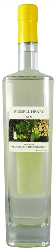 From arguably the best distilling group in California, Craft Distillers, Russell Henry is all about making each gin perfect through highlighting one ingredient....