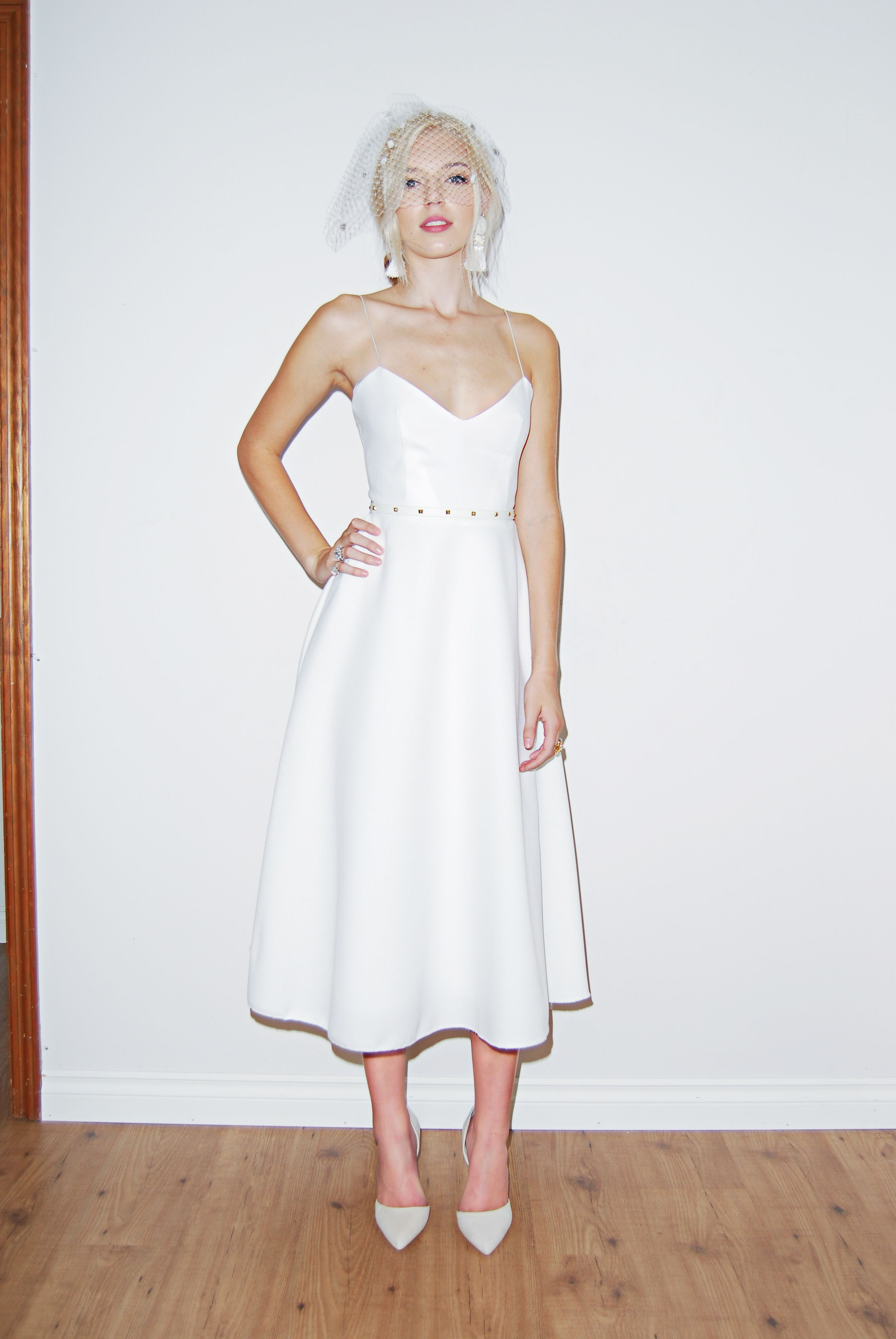 Sugar Tea Dress 2016 Sunjin Lee Bridal Collection Now