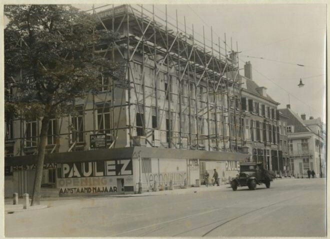 hotel paulez nu amerikaanse ambassade lange voorhout
