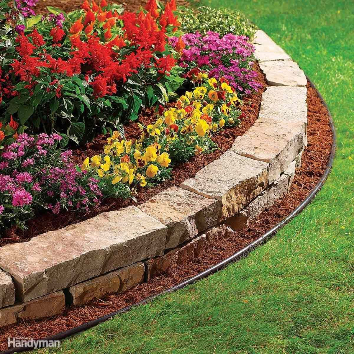 Why You Should Consider Creating a Garden Bed Edging