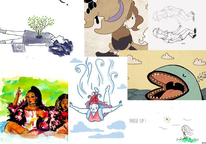 Um guia dos quadrinhos das minas na internet #3 | MinasNerds