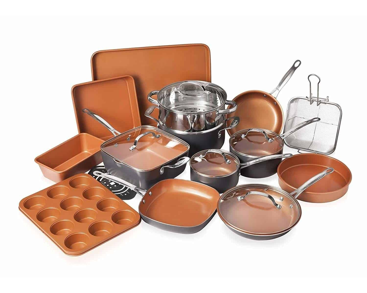 Prize Giveaway Aug 2018 Ceramic Cookware Set Cookware And
