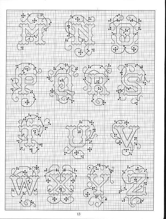 BLACKWORK-esquemas | sewing/stitching | Pinterest | Bordado ...