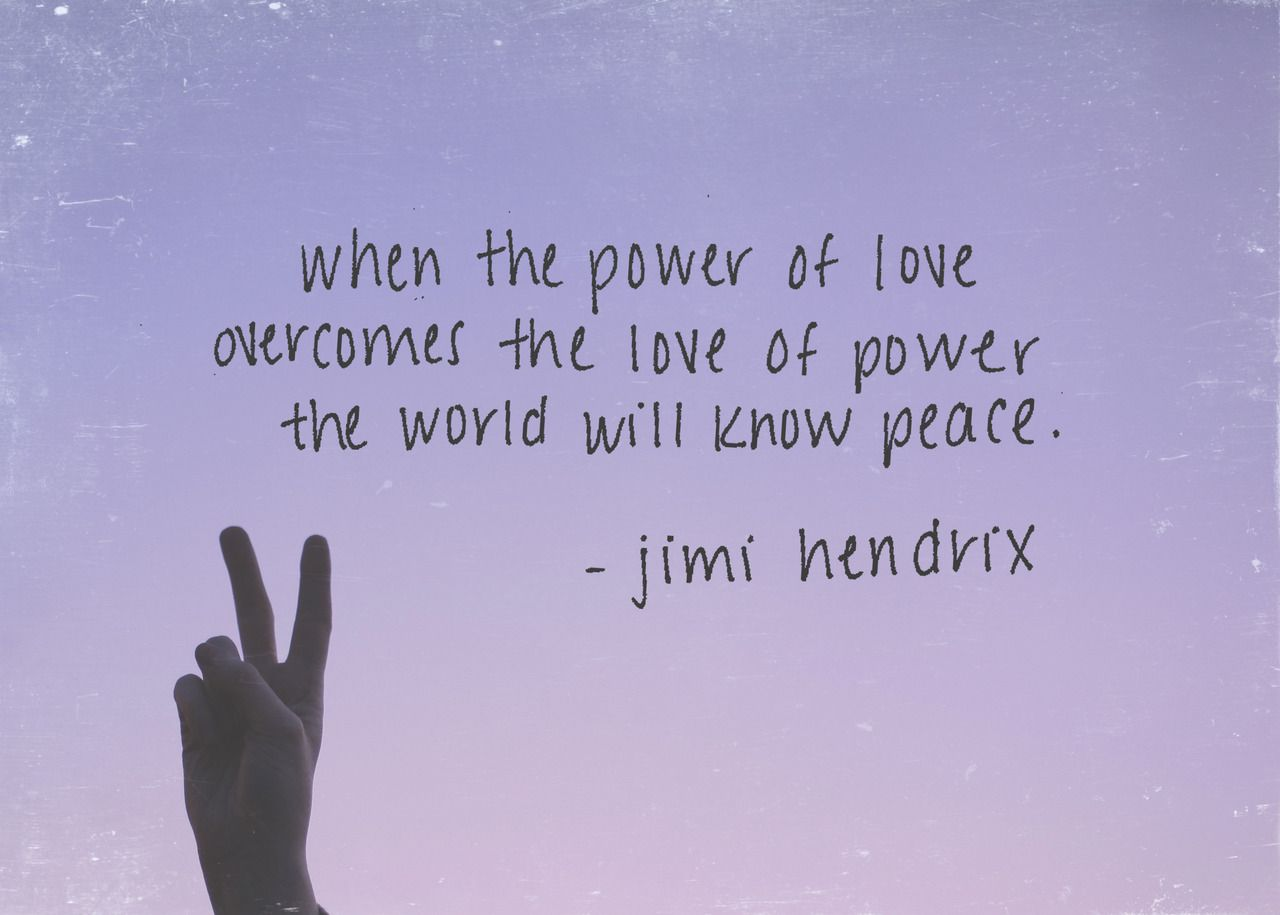 Peace And Love Quotes Power Of Love  Bohemian Chic And Such Shared  Pinterest  Peace