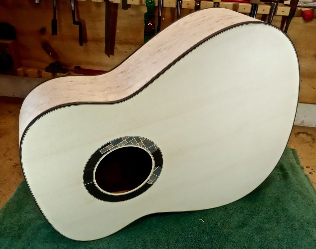 Leo Buendia Modified Dreadnought Build For Tamco Uk Page 2 The Acoustic Guitar Forum Cool Guitar Guitar Building Leo