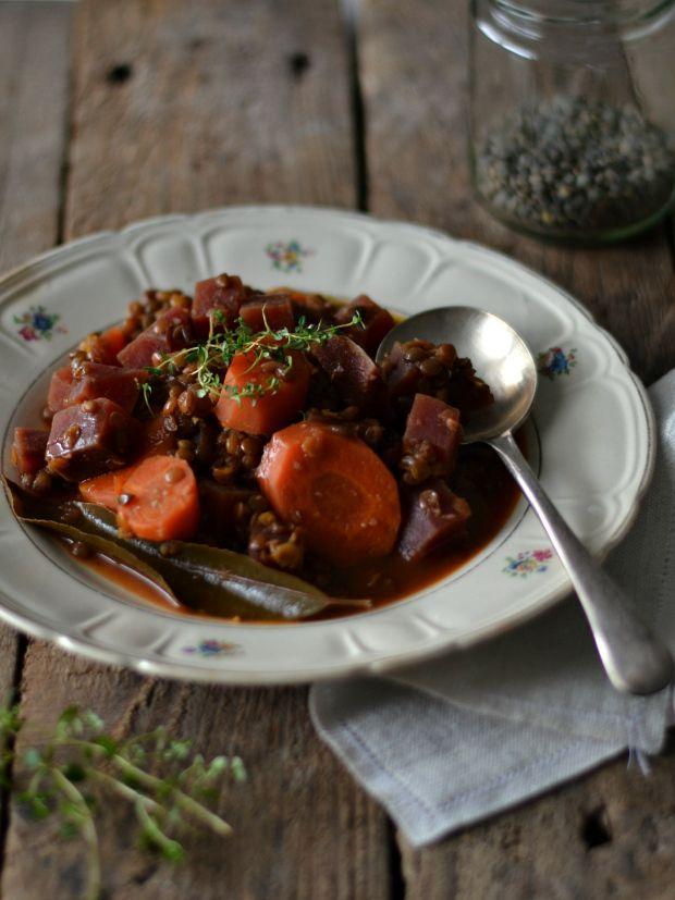 lentil stew compassionate cuisine blog