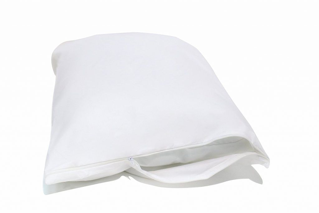 King Century Home Signature Collection Woolmark Certified Pure Wool Fleece Pillow Protector