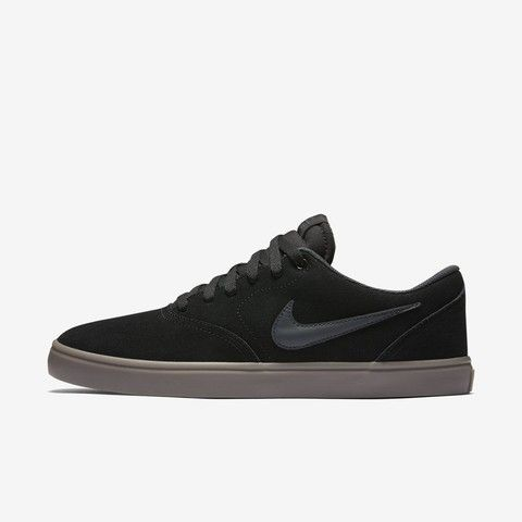 save off 6b185 cb2ad NIKE    SB CHECK SOFT SOLAR GAMUZA (Z94164) GN