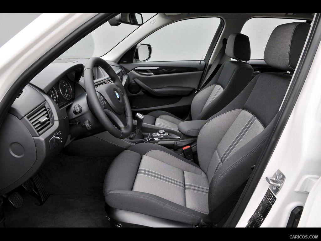 2010 Bmw X1 Wallpaper Bmw Rear Seat Car Seats