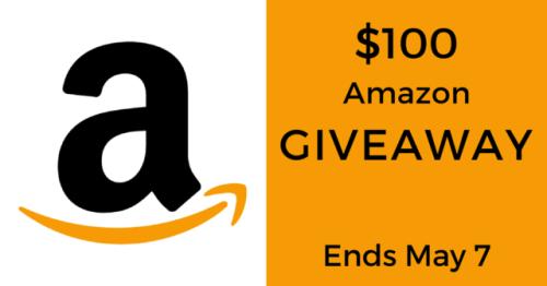 $100 Amazon Gift Card Giveaway - 5/7/17 {WW} via... sweepstakes IFTTT reddit giveaways freebies ...