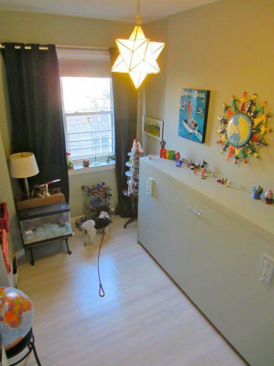 Rigoberto\'s Modern Murphy Bed — My Room | Modern murphy beds ...