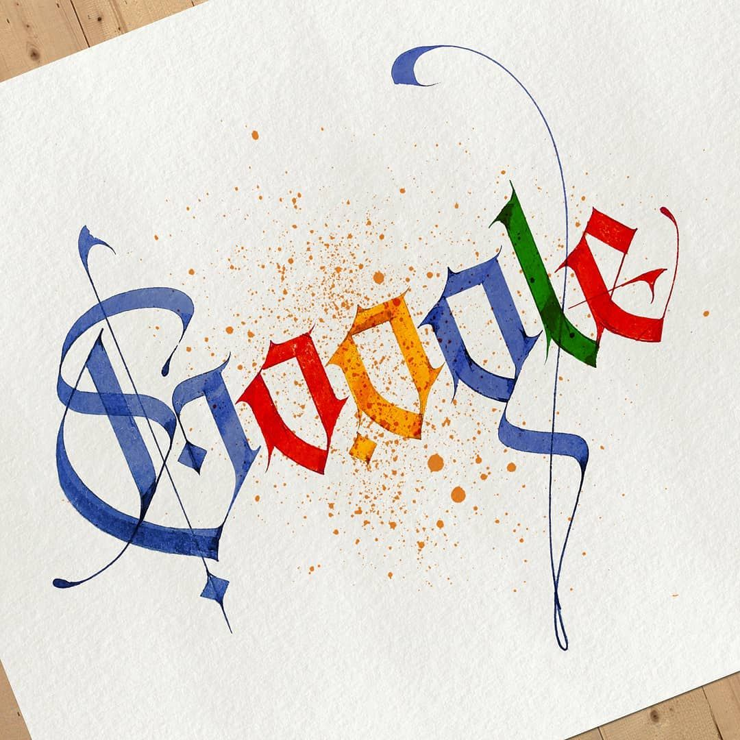 Hello friends , have a look logo design of Google in