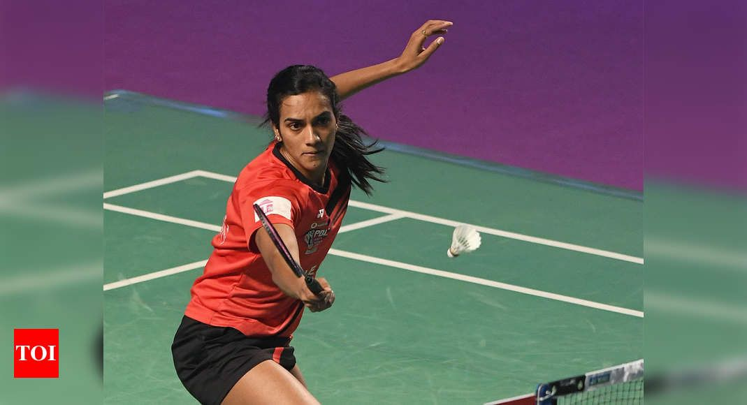 Pv Sindhu Agrees To Play In Thomas Uber Cup Badminton News Times Of India In 2020 Badminton Headlines Today Sports