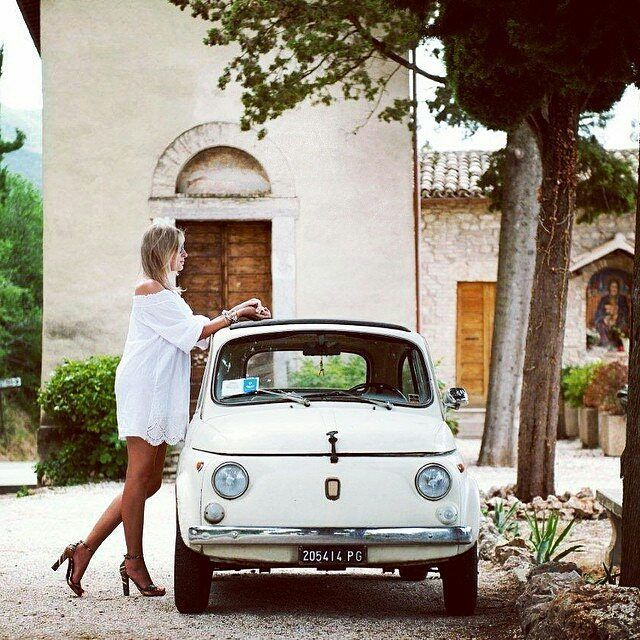 Fiat 500 Cinquecento @500happypeople Instagram Photos and Videos • Yooying