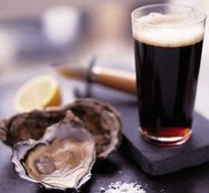 I've just recently discovered I can now eat raw oysters again... I think I'll have a nice stout beer with those!