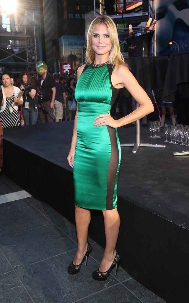 Get a Load of Heidi Klum\'s Sexiest Looks to Date! | Pinterest