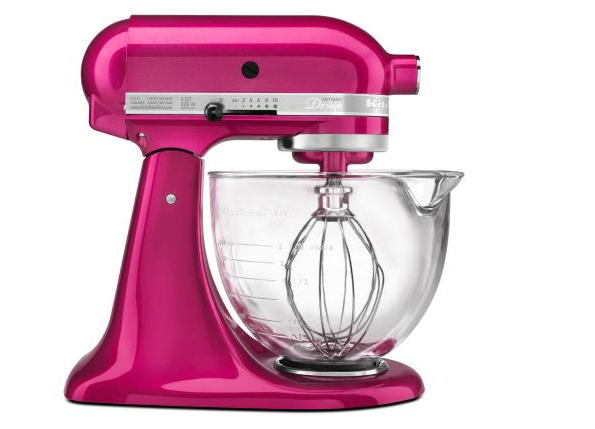 KitchenAid...gotta luv it!