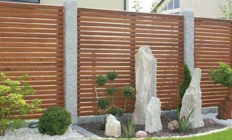 Sichtschutz Garten Ideen Sichtschutz Im Garten Ideen Gartens Max Garten Ideen Garden Ideas Cheap Fence Design Garden