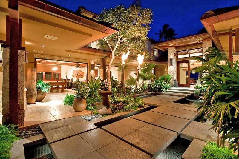 Beautiful house! seamless indoor/outdoor living   Hawaii ... on Seamless Indoor Outdoor Living id=20827