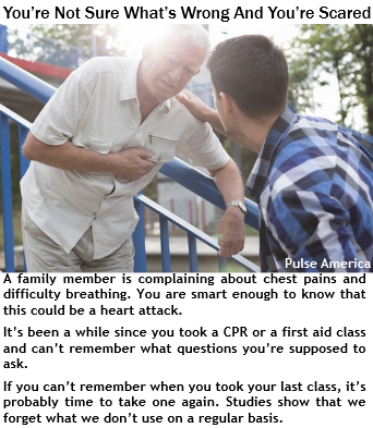 Is It Time To Refresh Your Cpr And Firstaid Skills Someone S Life Might Depend On You First Aid Classes First Aid Emergency Medical