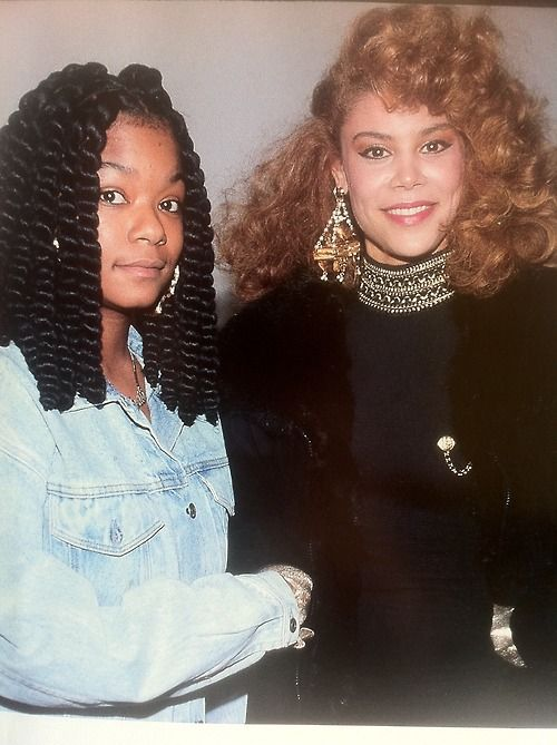 Roxanne Shante & The Real Roxanne...not many fake Hip Hop-ologist know this story...ah, but we do!