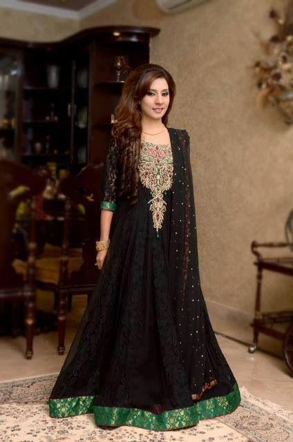 Black Pakistani Wedding Dresses pakistani dress | Part...