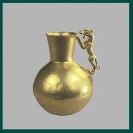 (Russia) Sarmatian gold. Treasures of the Sarmatians.