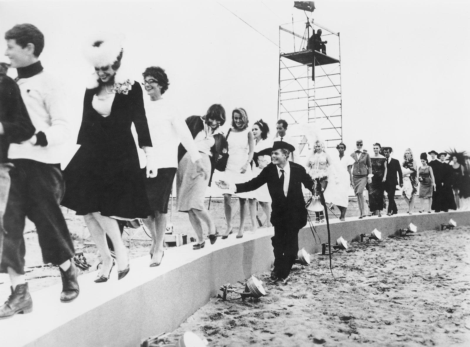 Fellini Otto e Mezzo 8 1/2 | Film | Pinterest | Cinema, Films and Movie