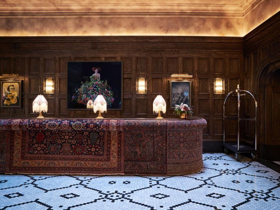 Lobby Carlyle Hotel New York
