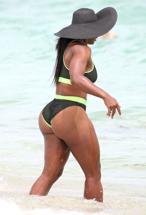 serena williams ass and tits