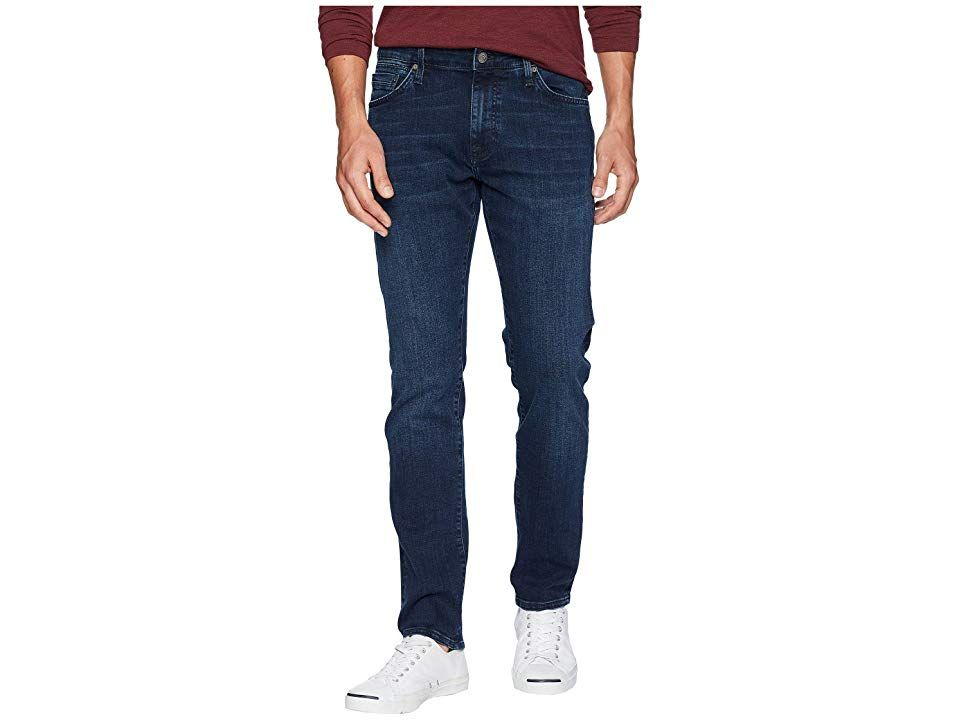 Mavi Jeans Marcus Slim Straight Leg in Dark Sky Williamsburg Dark Sky Williamsburg Mens Jeans Versatile Mavi Jeans youll want to wear every day The Marcus is the perfect...