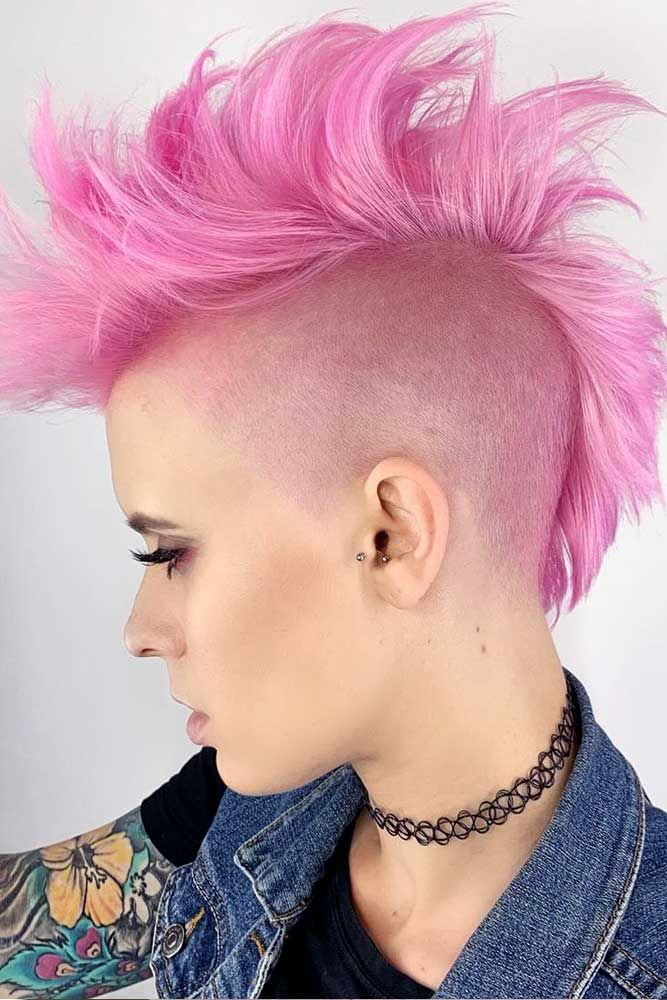 11 Badass Looks With A Mohawk | LoveHairStyles.com | Punk ...