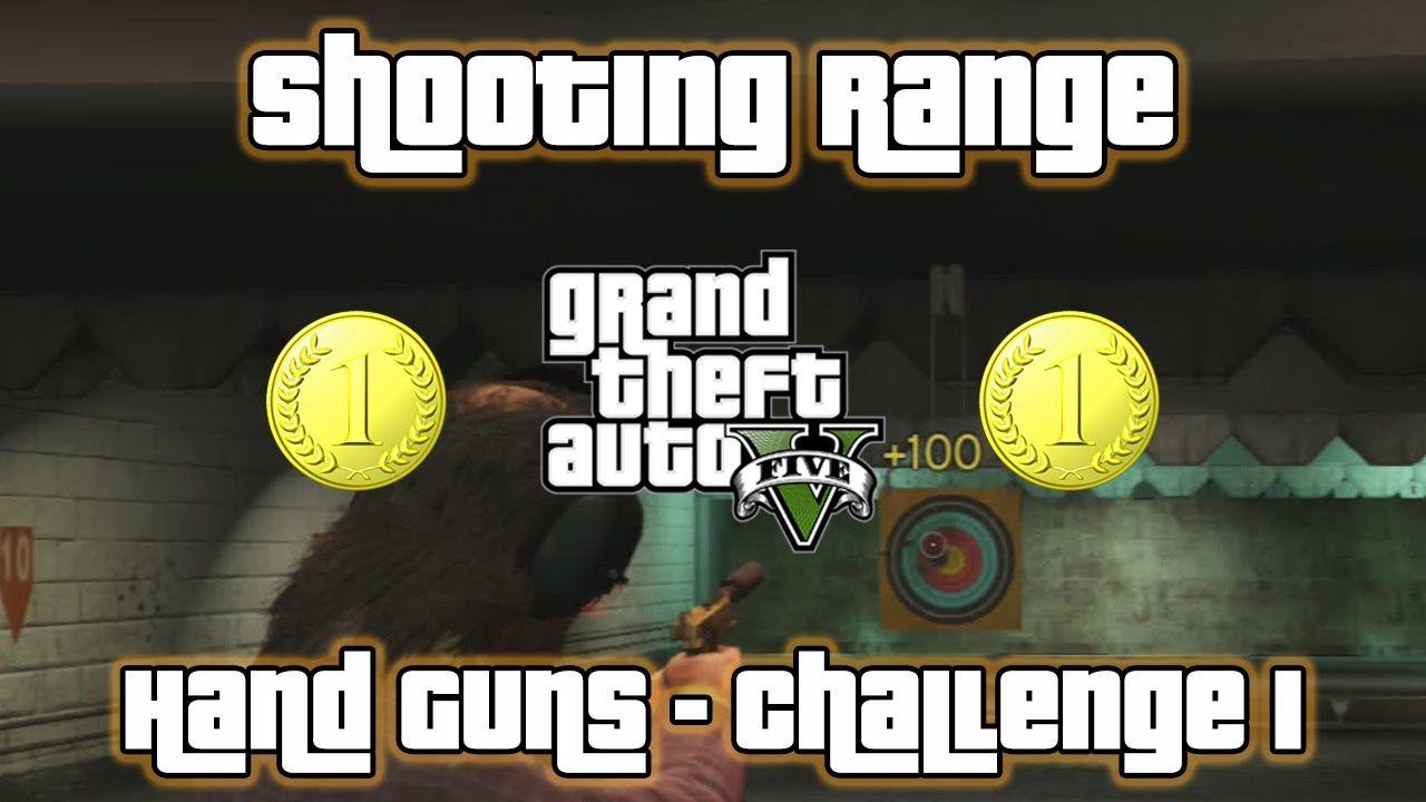 This is Shooting Range Hobby or Pastime in Grand Theft Auto V that involves Trevor, completing hand guns challenge 1.  #GTAV #GTA5 #GrandTheftAutoV #GrandTheftAuto5