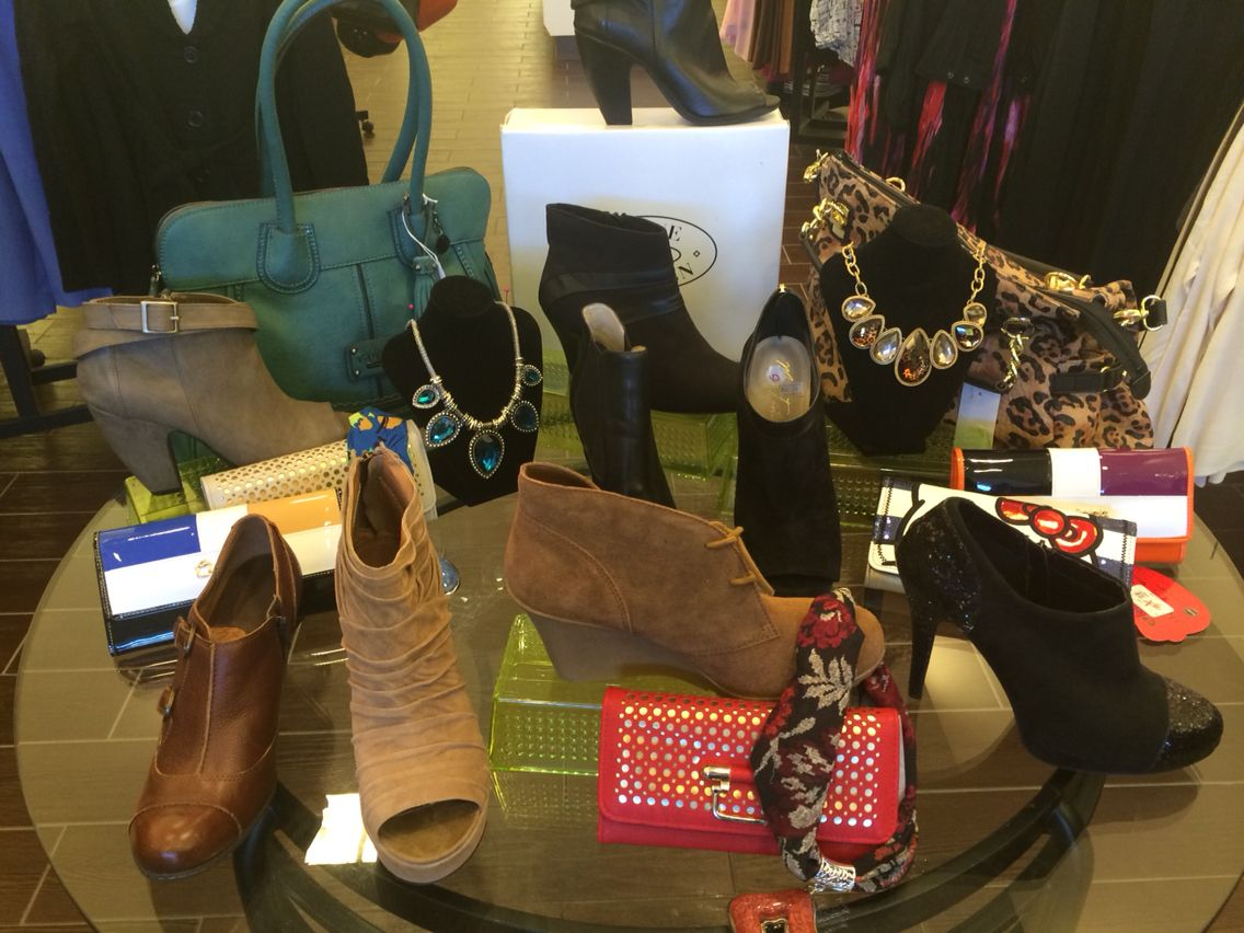 Just few things that you can pick up at Fashion Studio at Fairview Mall St. Catharines .