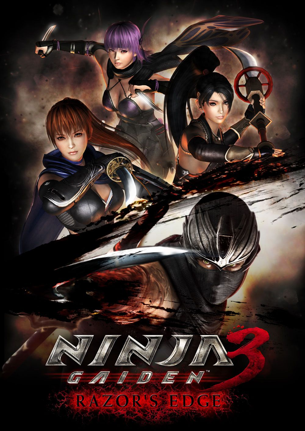 Ninja Gaiden 3 Razor S Edge Game Save