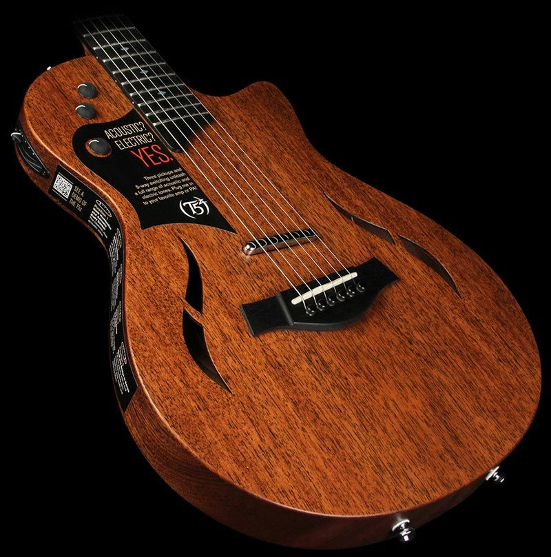 taylor t5z classic acoustic electric hybrid guitar collectible guitars guitar acoustic. Black Bedroom Furniture Sets. Home Design Ideas