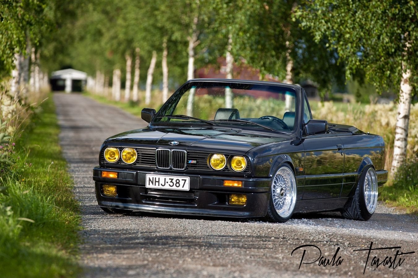 Bmw E30 Convertible Bbs Rs White Bmw E30 From All Over The World