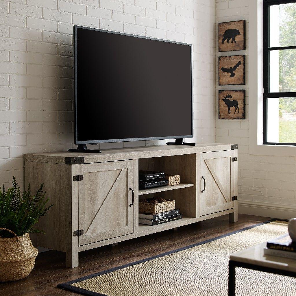 28++ White farmhouse tv stand 70 inch inspiration