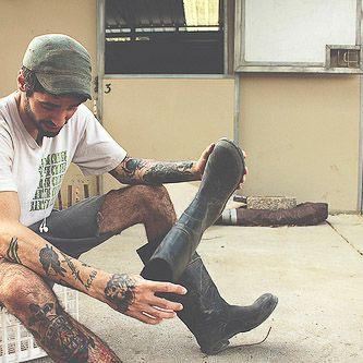 Tathunting for leg tats. #tattify #tattoo #tattoos #ink