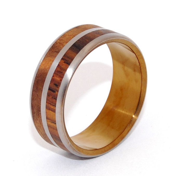 Minter & Richter   Titanium Rings and Wooden Wedding Rings   Titanium Rings   Minter + Richter