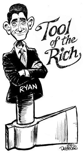 Rich benefactor