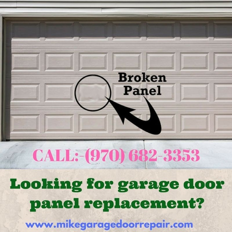 Looking For Garage Door Panel Replacement Garage Door Panels