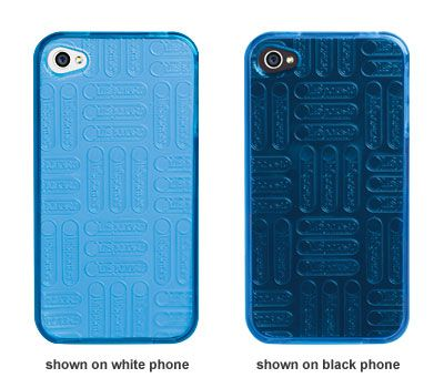LeSportsac Accessories: Laser Engraved iPhone Case in iTransparent Blue #LeSportsac