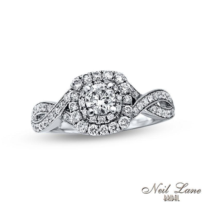 Neil Lane Bridal® Collection 7/8 CT. T.W. Diamond Vintage