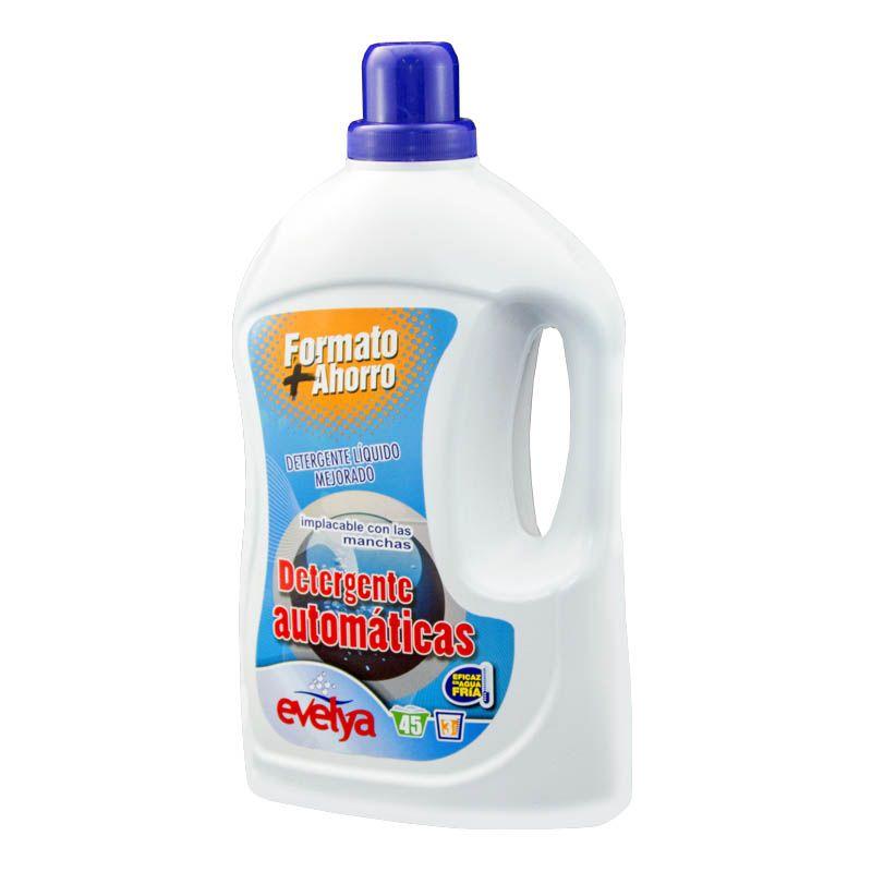 Detergente Liquido Mejorado Implacable Con Las Manchas Formato