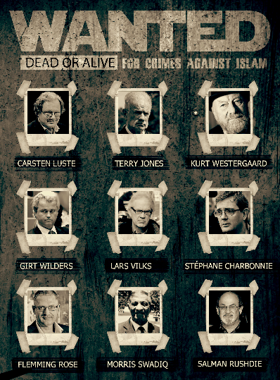 Stéphane Charbonnier, #CharlieHebdo chief editor, was on #AQAP most wanted list since march 2013 (Inspire issue 10.)