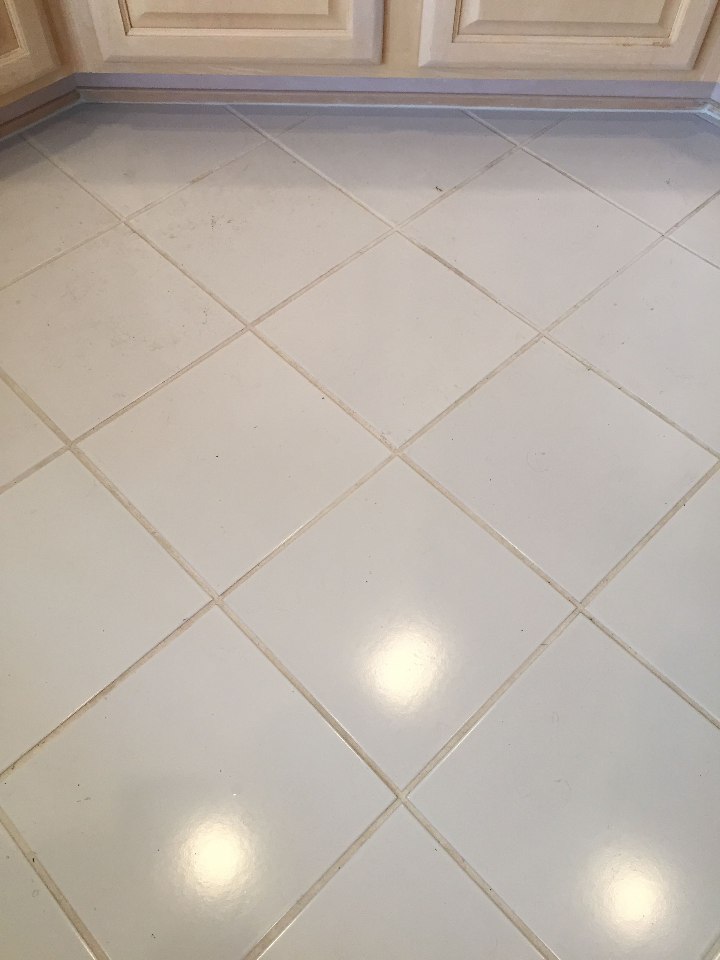 Sealing Porcelain Floor Tiles Before Grouting