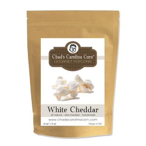 White Cheddar Gourmet Popcorn by Moko and Company