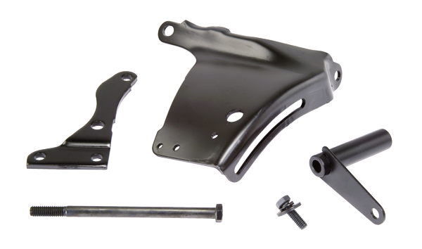 Reproduction Alternator Bracket Kit Fits 1969 1971 Small Block Chevrolet Models With Long Water Pump With Images Chevelle Classic Cars Used Camaro